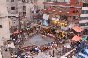 COTHM signs MoU with Walled City of Lahore Authority